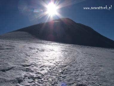 Ararat w Turcji