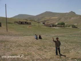 okolice Dogubayazit