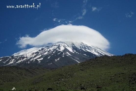 Ararat Turcja - 5137 m n.p.m