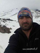 Musa Saltik - Wyprawa na Ararat w Turcji