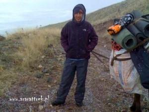 Yakup_Saltik_przewodnik_na_Ararat
